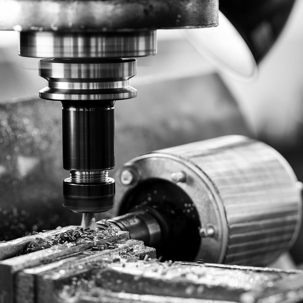 Frezowanie tworzyw sztucznych i metali